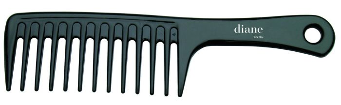 diane® by FROMM Extra Wide Tooth Handle Comb