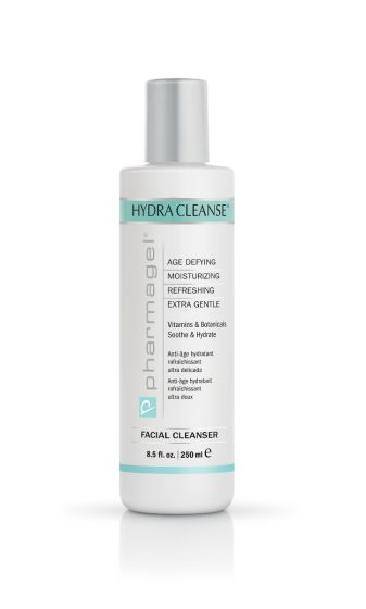 Pharmagel® Hydra Cleanse® Water Rinseable Facial Cleanser 8.5 oz