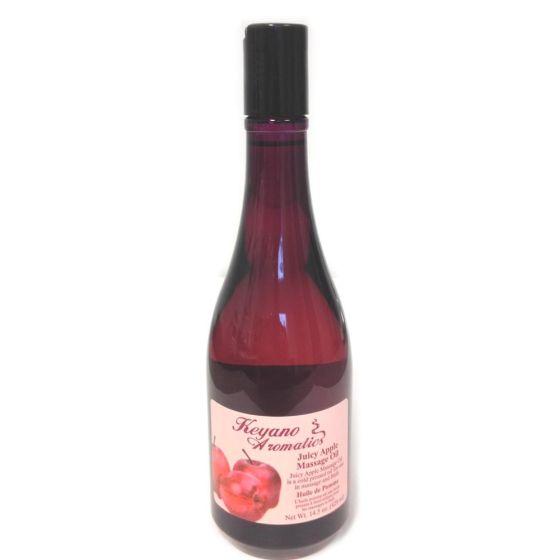 Keyano Aromatics Juicy Apple Massage Oil