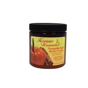 Keyano Aromatics Pumpkin Spice Butter Cream