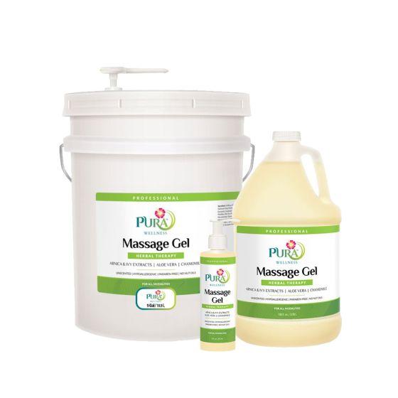 Pura Wellness™ Herbal Therapy Massage Gel