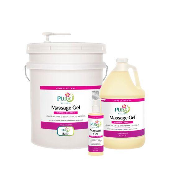Pura Wellness™ Vitamin Therapy Massage Gel
