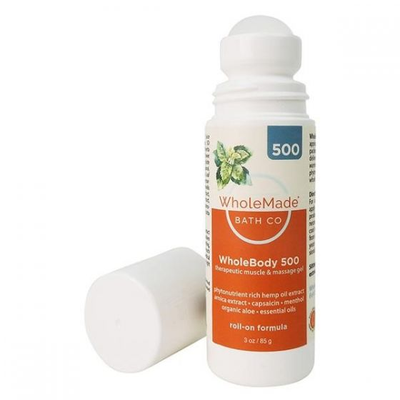 WholeMade® Therapeutic Muscle & Massage Gel