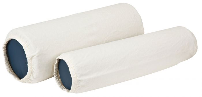 EarthLite® Flannel Bolster Covers - Custom Fit 100% Cotton Flannel