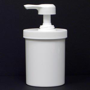 8 Oz Jar With Pump