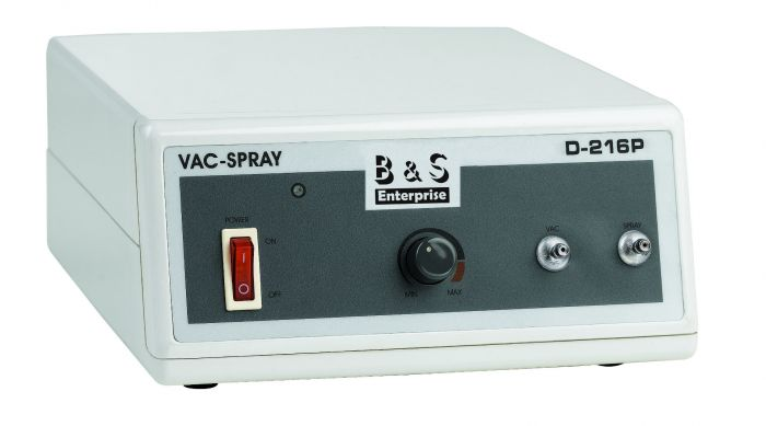 B&S Vacuum & Spray Machine