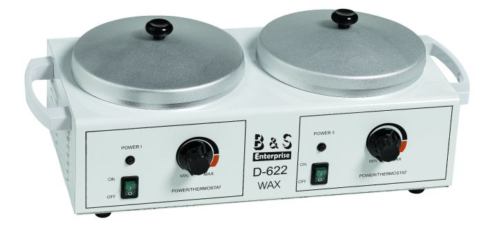 B&S Double Wax Warmer
