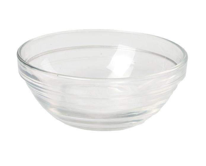 Amber Glass Bowl 3 oz.