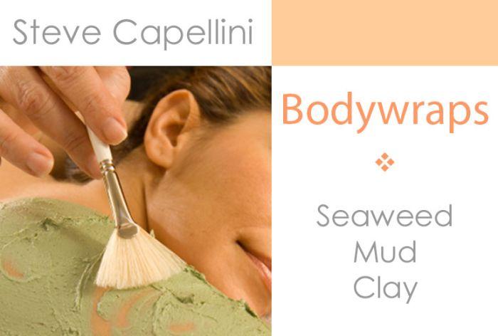 Steve Capellini Spa Body Wraps