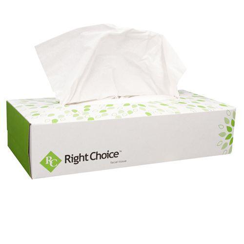 Right Choice™ Facial Tissue