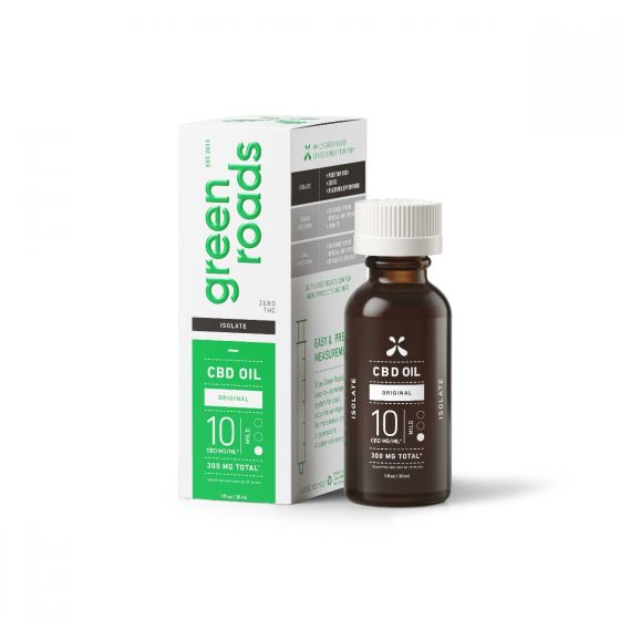 Green Roads® Isolate CBD Oil