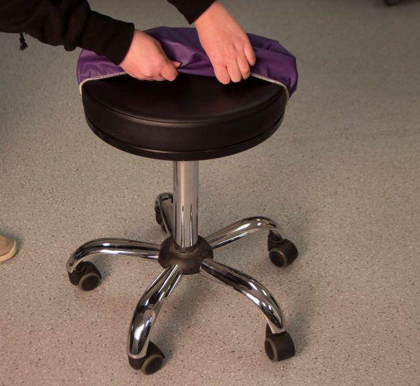 Oakworks® Fitted Stool Cover