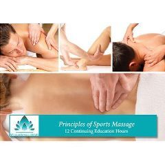 Sports Massage 12 Continuing Educations Hours - Each