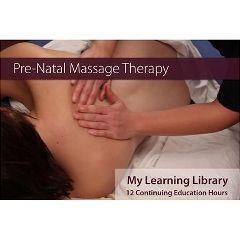 Prenatal Massage CEU Course - NCBTMB Approved - Each