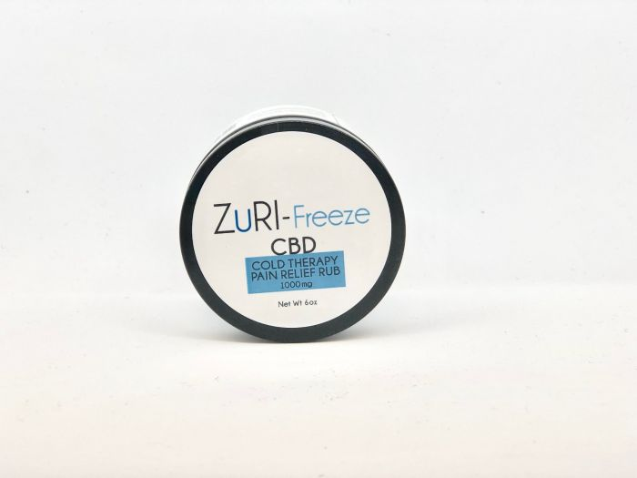 ZuRI™ Z-Freeze Rub