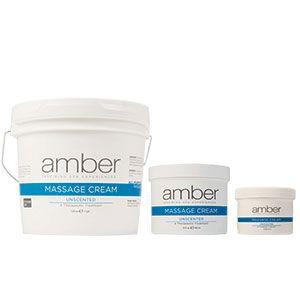 Amber Unscented Cream