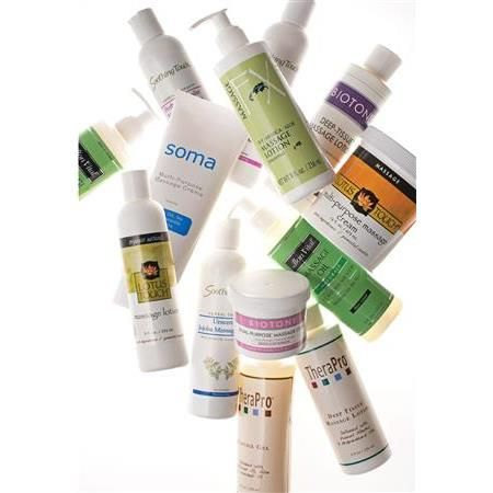 Mix 'N' Match Oils, Creams And Lotions
