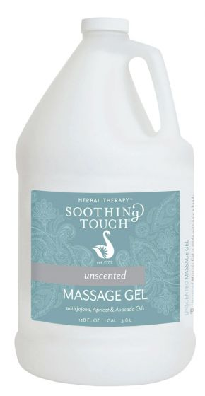 Soothing Touch® Unscented Massage Gel