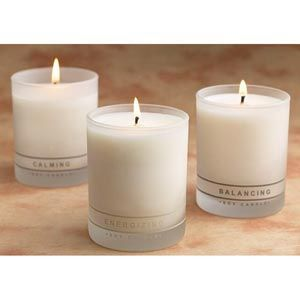 Lotus Touch Soy Candle