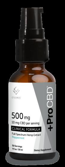 +ProCBD™ Liquid Clinical Formula
