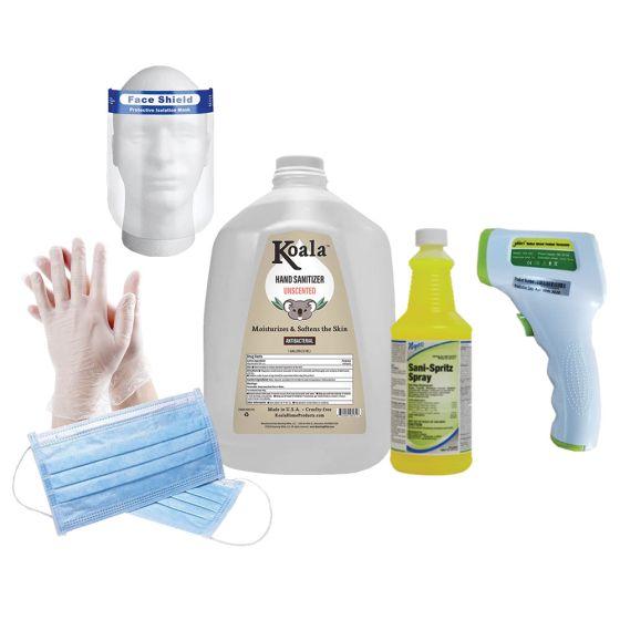 PPE Start Up Kit – Clinic