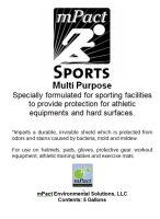 mPact Sports Multi Purpose