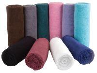 Softees Stain Resistant Microfiber Towel 10ct
