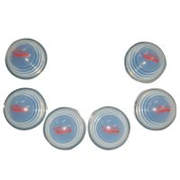 Negative Ion Cups - Set of 6 Silicone Massage Cups