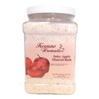 Keyano Aromatics Juicy Apple Mineral Bath