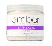 Amber Bath Salts