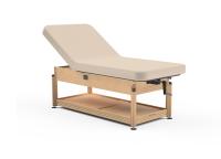 Oakworks® Clinician™ Manual-Hydraulic Lift-Assist Backrest Top