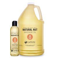 EarthLite® Natural Nut™ Massage Oil