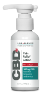Lab+Blends® CBD on Target Lotion