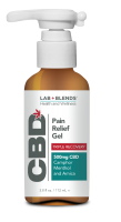 Lab+Blends® CBD Pain Relief Gel