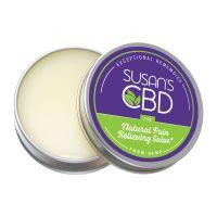 Susan's CBD Natural Pain Relief Salve