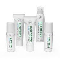 Biofreeze® Professional Buy 10 Colorless Roll-Ons & 10 360° Sprays GET 2 Each FREE