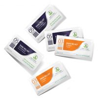 CBD CLINIC™ Clinical Strength Topical Analgesics – 3 gm Sample Packets, (12) Level 3 and (12) Level 5