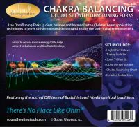 Ohm Therapeutics® Deluxe Chakara Balancing Set