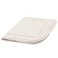 Relief Pak® Moist Heat Pack Cover, Foam-Filled Terry