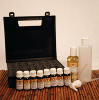 Lotus Touch Basic Aromatherapy Package