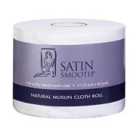 Satin Smooth® Roll Natural Muslin