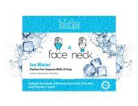 FACE & NECK by ToGoSpa™ Collagen Gel Face Masks - Back Bar Box