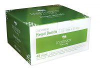 Intrinsics® Disposable Headbands 48 Count