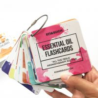 """EO&SUCH """"All the feels"""" Aromatherapy Edition Flashcards"""