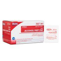 Dukal™ Sterile Alcohol Prep Pads Large 100/Box