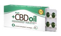 PlusCBD Oil™ Green Formula Softgels 10mg