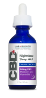 Lab+Blends® 540 MG CBD Dream Drops Sleep Aid 2 oz.