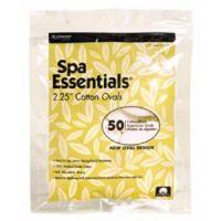 Spa Essentials Oval Eye Pads