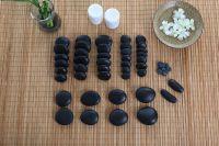 Hot Stone Massage 50Pc Set