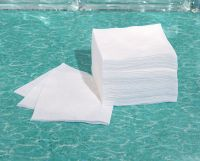 """Esthetic Wipe 4"""" x 4"""" Closed Weave 4 Ply, 200 ct."""